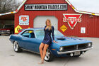 Plymouth Other HEMI 1970 plymouth cuda hemi 426 power steering disc brakes auto clone