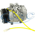 10P08E Compressor Assembly fits 1989 1998 Suzuki Sidekick X 90 UNIVE