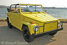 Volkswagen Thing Type 181 1974 vw thing original paint runs great rare same family as bug bus ghia