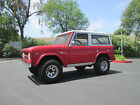 Ford Bronco 1968 Ford Bronco Early 4X4 351 Sport 1968 ford bronco sport northern ca bronco w 351 motor looks runs excellent