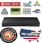 Samsung Curved Smart Blu-Ray DVD Disc Player BD-J5100 Built-in Apps-Brand USB