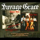 After the Fall from Grace/Ride into the Night * by Savage Grace (CD,...