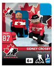 TEAM CANADA SIDNEY CROSBY OYO NHL HOCKEY MINI FIGURE LEGO NEW !!