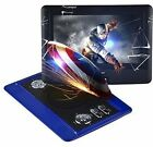 DBPOWER 10.5 Portable DVD Player, 3 Hours Rechargeable Battery, Swivel Screen,