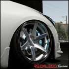20 CONCEPT ONE CS6 CONCAVE WHEELS RIMS SILVER FITS LEXUS SC430