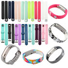 Replacement Silicone Wrist Band Strap For Fitbit Alta  Alta HR Watch Bands S L