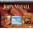 John Mayall - Stories and Road Dogs and In The Palace Of The King [New CD]