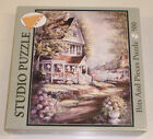 George Bjorkland - SEA SIDE HOUSE - 500 piece jigsaw Puzzle