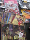 WOW 4yr collection Cavs Tix Holder 2004-07 Box Programs LeBron Cards Promos CLEV