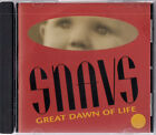 SNAVS - Great Dawn Of Life - 1992 - SUPER RARE SCANDI AOR - DORAZ QUARTERBACK