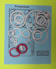 1980 Williams Firepower pinball rubber ring kit