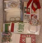 Anna Griffin Christmas Pop Up Cardmaking Kit Brand new never opened