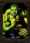 1996 Marvel Masterpieces GOLD GALLERY #2 of 6 Hulk NM Very Rare!