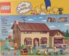 New LEGO 71006 THE SIMPSONS HOUSE Sealed Homer Marge Bart Lisa Maggie & Ned F.