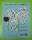 1969 Gottlieb Target Pool pinball rubber ring kit