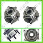 REAR WHEEL HUB BEARING ASSEMBLY FOR 2004 2011 MITSUBISHI ENDEAVOR 4WD PAIR