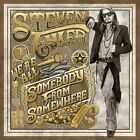 STEVEN TYLER WE'RE ALL SOMEBODY FROM SOMEWHERE CD 2016