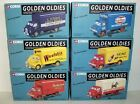 CORGI  1/43 1/50 GOLDEN OLDIES SET DELIVERY VANS + TRUCKS - SET OF 12 VEHICLES