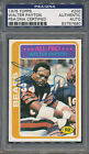 1978 Topps #200 Walter Payton PSA DNA Certified Authentic Auto Autograph *7680