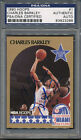 1990 91 Hoops #1 Charles Barkley PSA DNA Certified Authentic Auto *3286