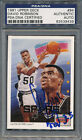 1991 92 Upper Deck #94 David Robinson PSA DNA Certified Authentic Auto *9439