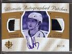 2008-09 ULTIMATE ALEXANDER OVECHKIN AUTO DUAL PATCH 05 10!!