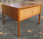 CANE END / SIDE TABLE paul mccobb nightstand