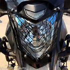 New Honda CB500X ADV Mesh Grill Headlight Stone Guard Cover Head Light Protector