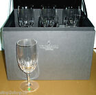 Waterford LISMORE ESSENCE Iced Beverage Set of 6 Glasses Deluxe Gift Box New!