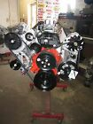 450 HP 383 Chevy Stroker turnkey Engine Motor with Edelbrock Heads
