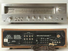 Vintage Stereo Receiver Realistic STA-64B Analog Dial Tuning, Phono Input