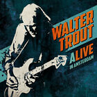 Walter Trout - Alive In Amsterdam [CD New]