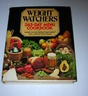 Weight Watchers 365 Day Menu Cookbook 1981 Hardcover Vintage Recipes