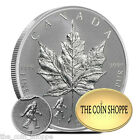 BIGFOOT PRIVY 2016 1 oz Silver Maple Leaf Reverse Proof Coin IN STOCK