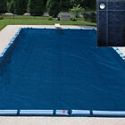 Buffalo Blizzard 25 x 45 Rectangle Swimming Pool Winter Cover 10 Year Warranty