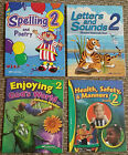 Abeka 2nd Spelling Science Letters  Sounds Health Student Phonics