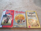 Lot of 3 Christian Childrens Readers ABEKA Medallion Sheriff at Waterstop