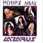 LAZARUS - BOMBZ AWAY (Hyper-rare Melodic Metal Indie CD from Youngstown, OH)
