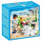 Playmobil City Life Dentist with Patient Playset 6662 (for Kids 4 to 10)