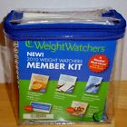 Weight Watchers 2010 Member Kit Food  Dining Out Companion 3 Month Journal