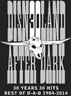 Disneyland After Dark - 30 Years 30 Hits: Best Of D-A-D 1987-14 [CD New]