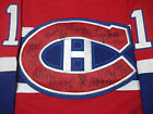 nhl montreal canadiens jersey team signed large 2014-2016 price pacioretty gally