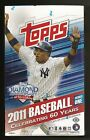 2011 Topps Series 1 Baseball Hobby Box - 1 Auto or Relic Card Per Box on Avg.