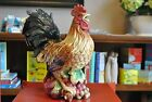 Fitz and Floyd Country Gourmet Pitcher - Rooster Centerpiece