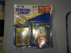 1991 STARTING LINEUP-DARRYL STRAWBERRY FIGURE, CARD & COLLECTOR COIN