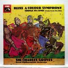 ASD 3416 SIR CHARLES GROVE BLISS a colour symphony EMI UK LP TAS list NM
