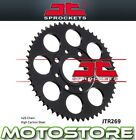 42T JT REAR SPROCKET FITS DAELIM VS125 EVOLUTION 2000-2003