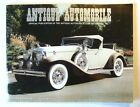 ANTIQUE AUTOMOBILE JUL-AUG 1998 HUPMOBILE 1933 DV 32 STUTZ  VW NEW BEETLE