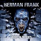 HERMAN FRANK - RIGHT IN THE GUTS USED - VERY GOOD CD