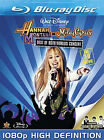 Hannah Montana  Miley Cyrus Best of Both Worlds Concert Blu Used Good